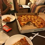 Foto de Pizza Edge