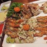 degustation seafood - fruits de mer