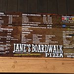 Foto van Janes Boardwalk Pizza