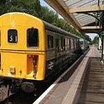 Spa Valley Railway 2-Car DMU 'Thumper'