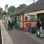 Spa Valley Railway Groombridge Station