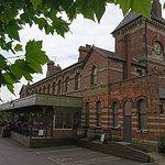 The Original Tunbridge Wells West Station, now a Steakhouse