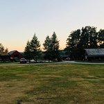 Roste Hyttetun og Camping Picture