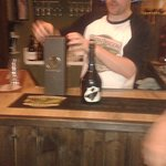 Beer tasting at The Green Dragon Ale House Whitby