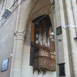 Orgel uit 1511 in de Grote Kerk Alkmaar. Het oudste bespeelbare orgel in Nederland.