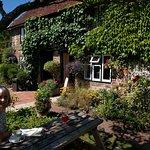 Beautiful Pub Garden