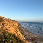 卡尔斯巴德州海滩照片