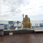 Нептун на набережной
