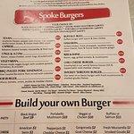 Выбор по меню