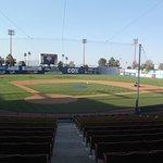 Cashman Field..the ball field.