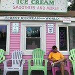 Best Ice cream in the world.