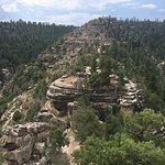 Photo of Walnut Canyon National Monument