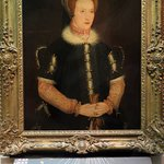 Portrait of Bess of Hardwick in her early thirties