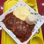 Restaurante Parmegianno jatiuca Foto