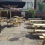 Revamped beer garden! 👌🏼