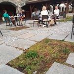 Φωτογραφία: Restaurant Le Clos des Cimes