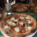 Foto de Pizzeria la Pulcinella