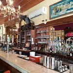 Tarrant's Bar/Counter