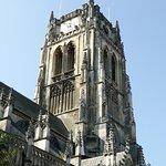 De monumentale toren.