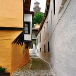 Classic photo from Varousi (Old Town) Trikala