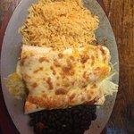 Enchiladas were delicious