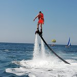 X-wave cambrils FlyBoard照片