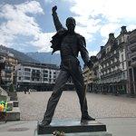 Freddie-Mercury-Denkmal Foto