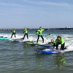 Foto di Van Curaza Surf School