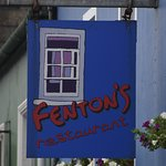 Fenton's welcome sign