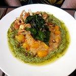 Roasted Cauliflower and Quinoa