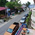 Kuala Tahan street