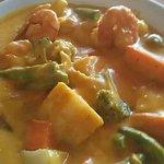 Curry Prawn (shrimp)