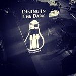 Bild från Dining In The Dark KL