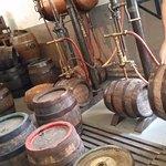 Fassabfüllung im Brauereimuseum