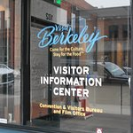 Bilde fra Berkeley Visitor Information Center