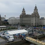 Arriving at Liverpool
