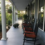 Manor House Front Porch