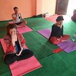 ภาพถ่ายของ Yoga with Raj