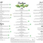 Discover our lovely Menu!