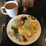 Toast / Eggs / Ham