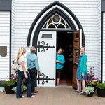 Enjoy interior access to St. John's Anglican Church