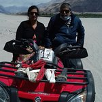 In the ATV which brings of the youth in you