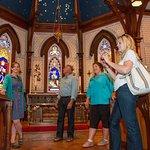 Enjoy the incredible interior of St. John's Church!