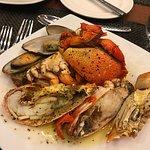 Seafood galore night 👍🏻