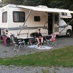 Foto de Lydford Caravan & Camping Park