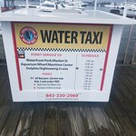 Charleston Water Taxi照片
