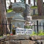 Calamity Jane gravesite