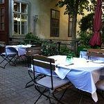 Restaurant Tempel Foto