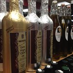 Specialty olive oil