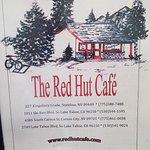 Foto de The Red Hut Cafe